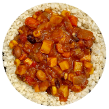 Root Vegetable Chili